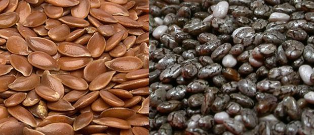 ChA a y linaza, dos semillas para una dieta sana — Radio