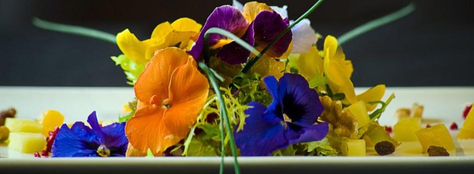 Flores para cocinar conoce esta nueva tendencia radio - Flores para cocinar ...