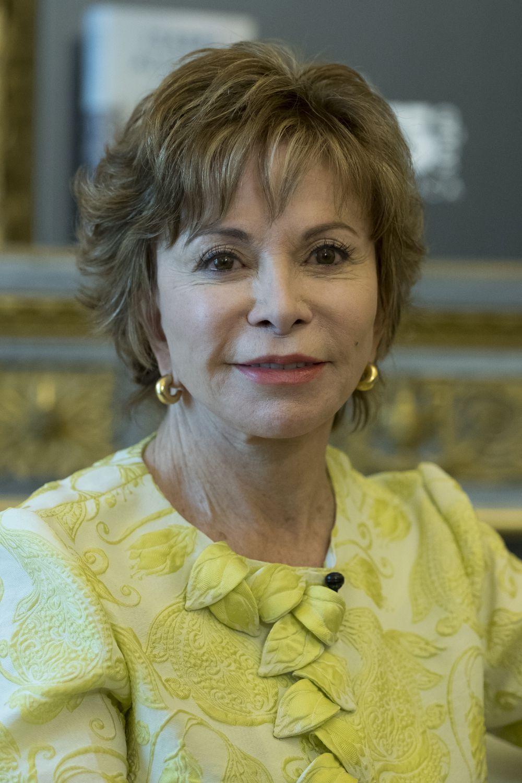 El nuevo amor de Isabel Allende a sus 75 años de edad