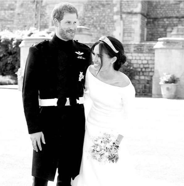 Duques Harry y Meghan