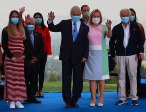 Sebastian Piñera Anuncia Bono De Clase Media En Tercer Aniversario De Gobierno