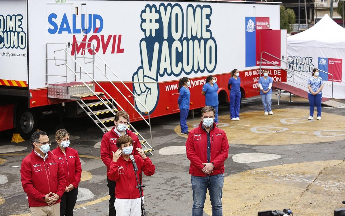 vacunatorio movil