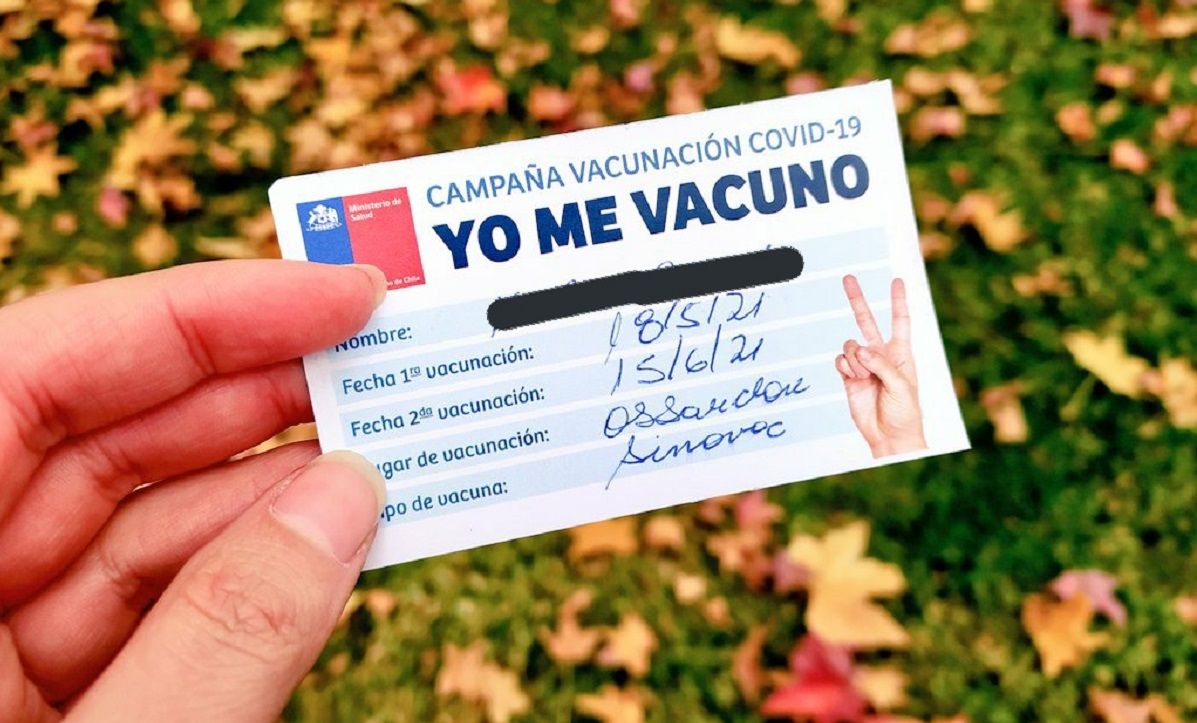 vacunación cercana