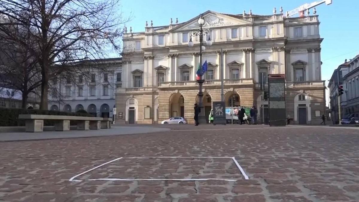 Artista italiano vende escultura invisible en más de 13 millones de pesos