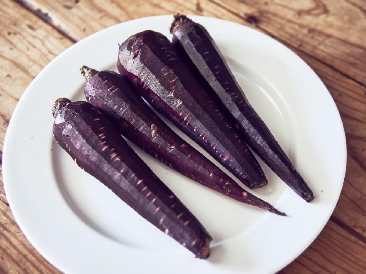 El producto chileno en base a zanahoria morada que todos quieren