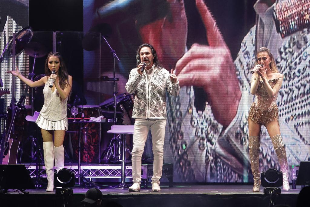 Marco Antonio Solis In Concert   Miami, FL
