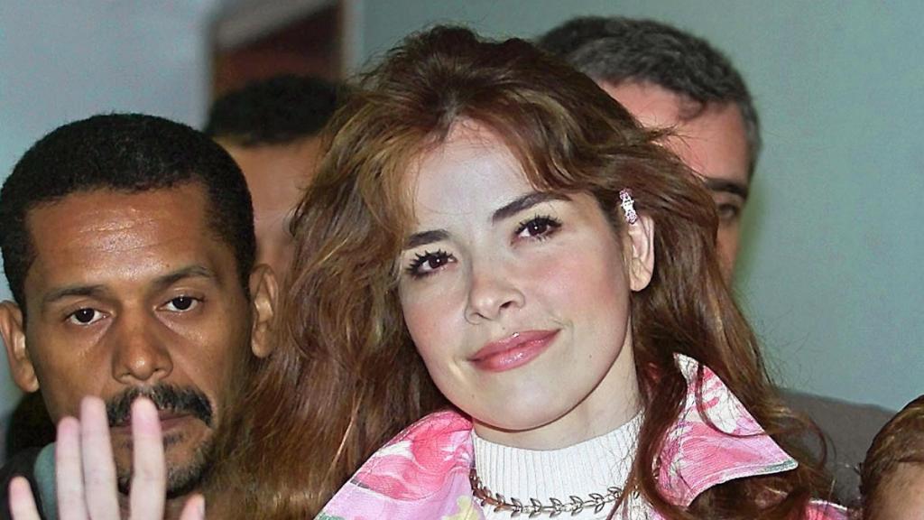 Gloria Trevi detenida