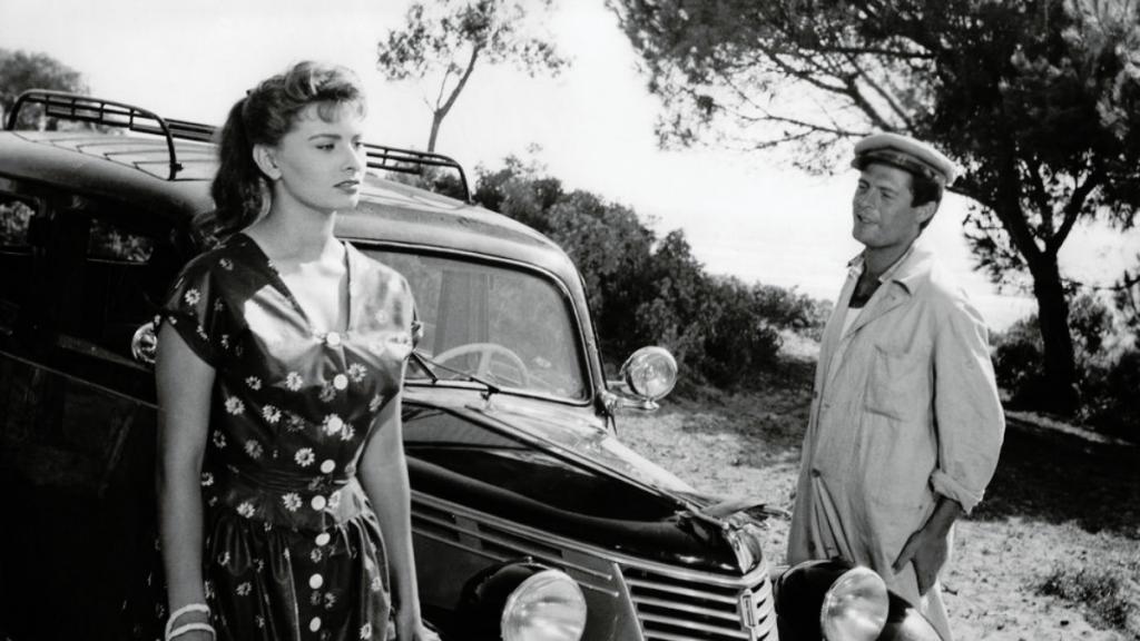 Sofía Loren la ladrona, el padre y el taxista